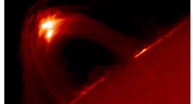 Астрономы: магнитное поле Солнца в десять раз сильнее, чем считалось ранее