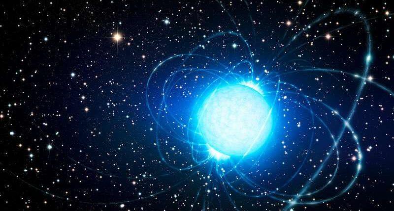 Астрономы исследовали аномальный источник радиоизлучения