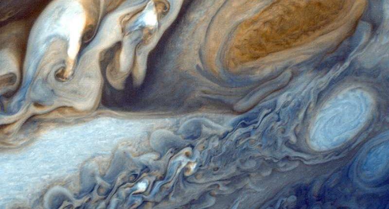 Новые данные о Юпитере и Сатурне поразили ученых