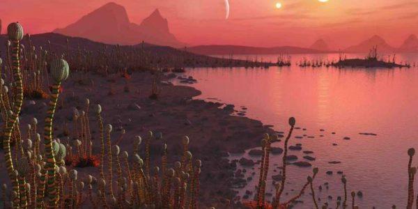 Планеты, где есть сразу два Солнца более гостеприимны для жизни