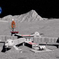 Американцы назвали дату высадки на Луне и Марсе