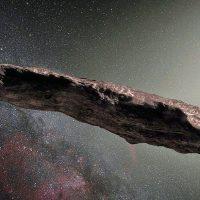 Астероид Оумуамуа «ускорился» покидая солнечную систему. И вот почему