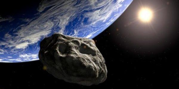 Астероид размером с Боинг пролетел мимо нашей планеты