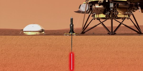 InSight приступил к бурению Марса