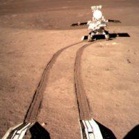 Китайский луноход Юйту-2 может не пережить очередную лунную ночь