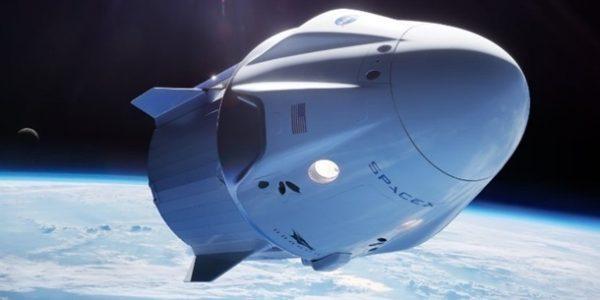 Корабль Dragon-2 отстыковался от МКС
