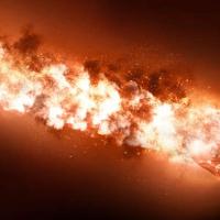 Метеор в 10 раз мощнее атомной бомбы взорвался в атмосфере Земли