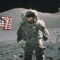 NASA изучит нетронутые образцы лунного грунта из миссии Аполлон
