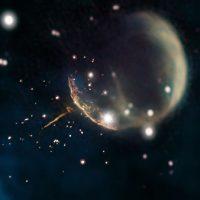 НАСА открыли звезду, мчащуюся с огромной скоростью