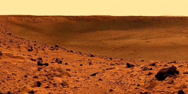 На Марсе обнаружен предмет, который опять поднял тему обитаемости этой планеты