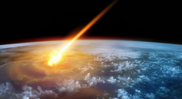 Над Беринговым морем произошёл мощнейший взрыв метеорита