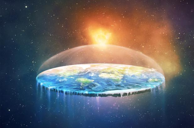 Сторонники теории плоской Земли отправятся в Антарктику, чтобы найти «Край Мира»