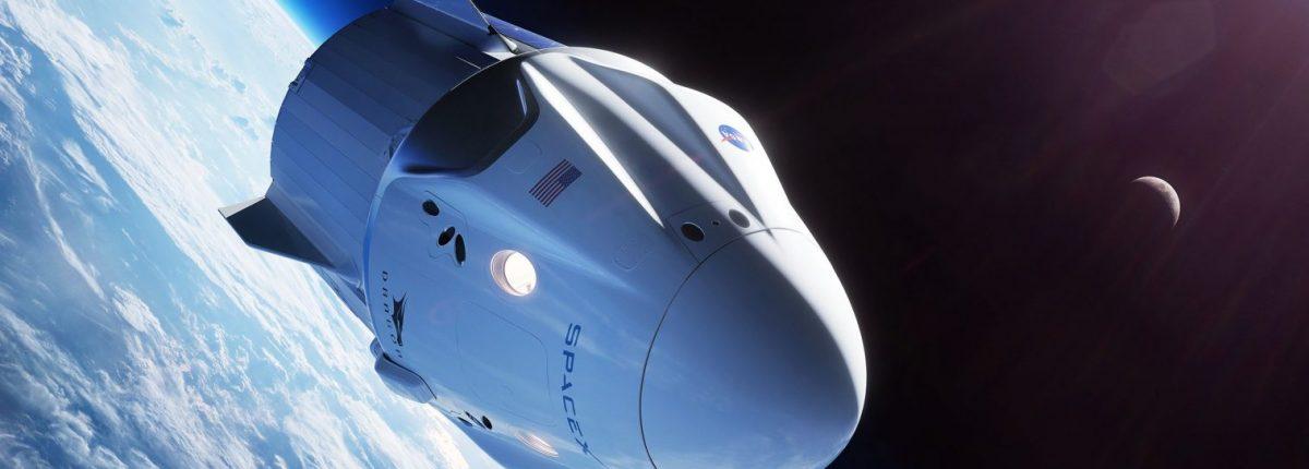 Россия больше не нужна: корабль Crew Dragon пристыковался к МКС
