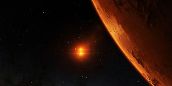 В следующем году на Марс отправится китайский ровер
