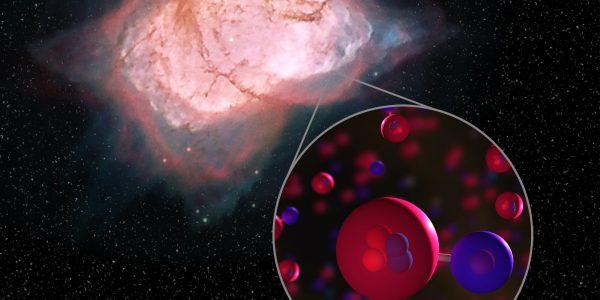 NASA подтвердило обнаружение неуловимой молекулы Вселенной