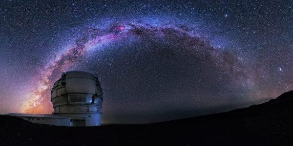 Камера HiPERCAM - наблюдение за звездами вышло на новый уровень