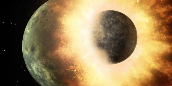 Учёные объяснили происхождение Луны