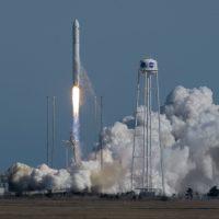 Antares несёт груз для МКС