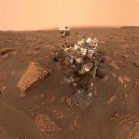 Марсоход Curiosity подтверждает источник сезонных выбросов метана на Марсе