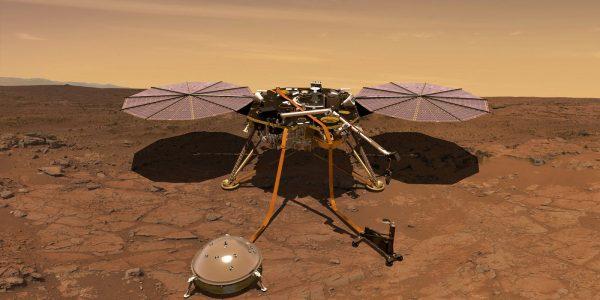 Марсотрясение: НАСА только что обнаружило первое «марсотрясение» на Красной планете
