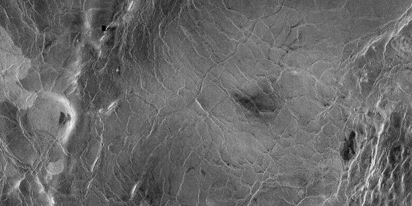 Раньше на Венере текли реки