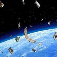 Российские учёные хотят оснастить МКС лазером для борьбы с мусором