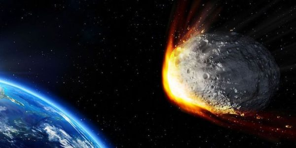 Рядом с нами пролетел потенциально опасный астероид, размером с дом