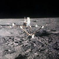 США хочет возглавить исследования на Луне