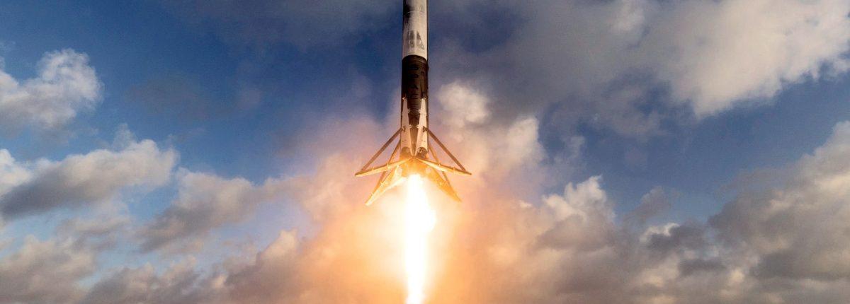SpaceX переносит запуск своей ракеты