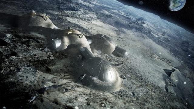 Япония выяснит, смогут роботы построить базу на Луне без людей