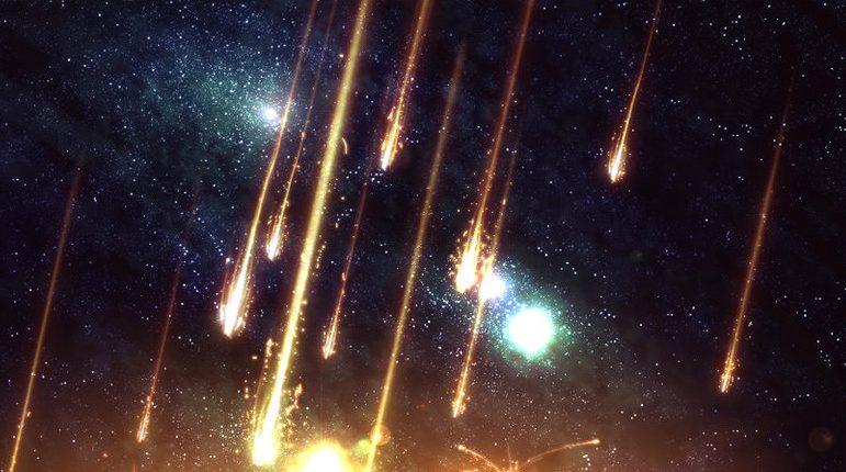 Астрономы: этим летом Земля сблизится с целым роем потенциально опасных метеоров
