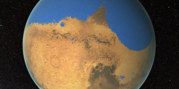 Научная победа: российские и немецкие ученые объяснили круговорот воды на Марсе