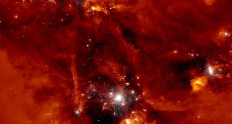 Охота на первородные черные дыры вышла на новый уровень