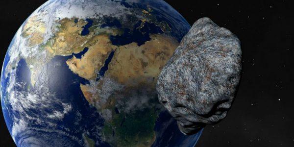 Массивный астероид пролетит рядом с Землей в следующее воскресенье