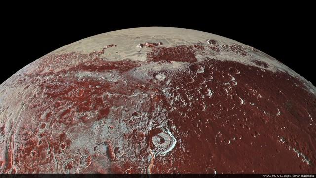 Атмосфера Плутона может исчезнуть к 2030 году