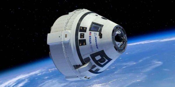 Boeing успешно испытал двигатели Starliner1