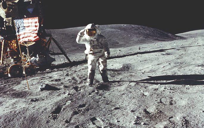 Через 5 лет стартует миссия Артемида и женщина попадёт на Луну