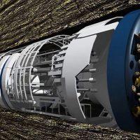 Инженеры планируют рыть тоннель в Луне