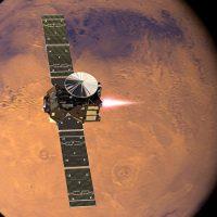 MRO провёл 60-тысячный облёт вокруг Марса,