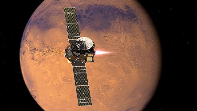 MRO провёл 60-тысячный облёт вокруг Марса