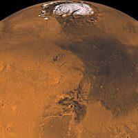 На Марсе будет проходить первый «музыкальный концерт»