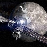 Секретные планы NASA по строительству базы на Луне попали в сеть