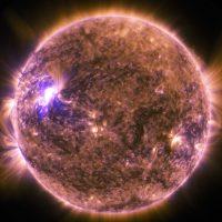Ученые исследуют экзотическую материю в атмосфере Солнца