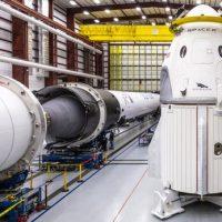SpaceX подтвердила уничтожение капсулы Crew Dragon