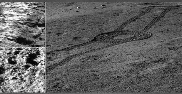 Китайская миссия раскрывает секреты темной стороны Луны