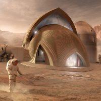 В НАСА рассказали, кто займётся разработкой марсианского жилья