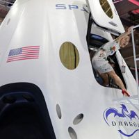 В SpaceX назвали возможную причину аварии Crew Dragon