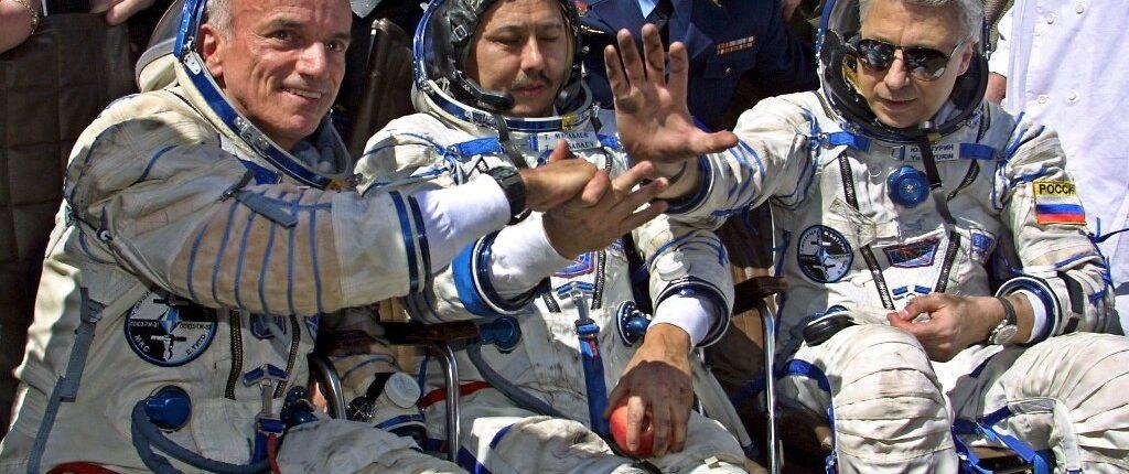 Экипаж «Союз МС-11» вернулся на Землю без произшествий