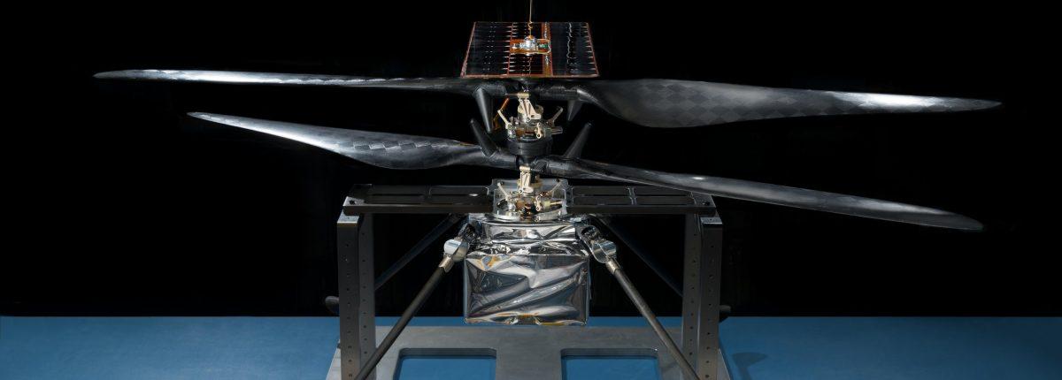NASA испытало вертолет для полетов на Марсе