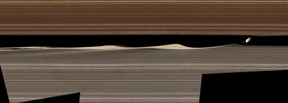 Новые данные о кольцах Сатурна поразили ученых